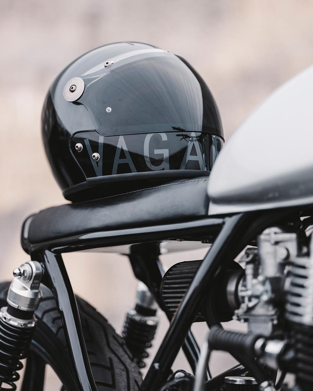 vagabund helmet, Vagabund